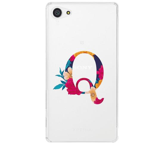 Sony Xperia Z5 Compact Firm Case Bokstaven - Q