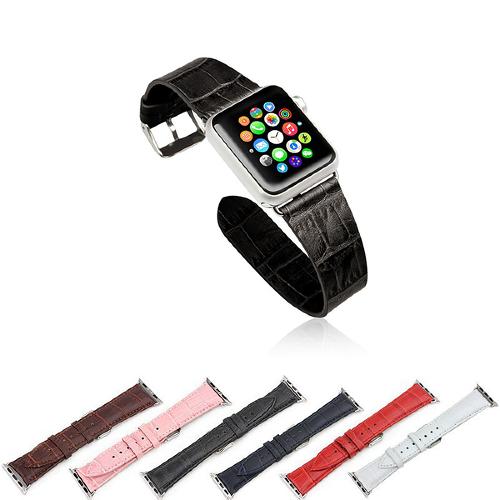 Apple Watch 38 mm Läderband
