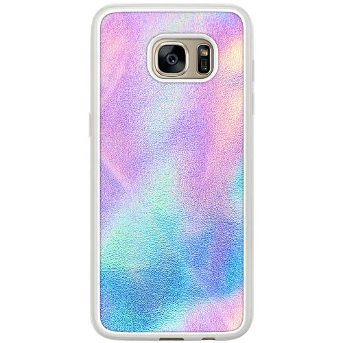 Samsung Galaxy S7 Edge Mobilskal Frosted Lavender