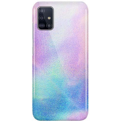 Samsung Galaxy A51 LUX Mobilskal (Glansig) Frosted Lavender