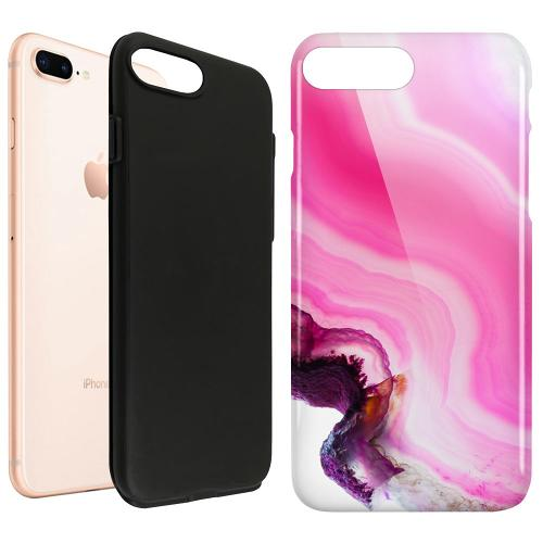 Apple iPhone 7 Plus LUX Duo Case Meditative Impulse