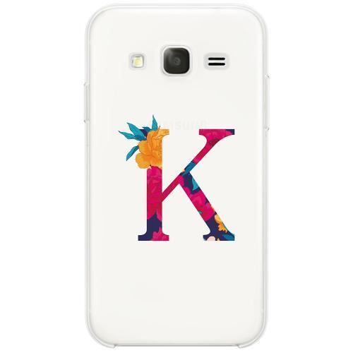 Samsung Galaxy Core Prime Firm Case Bokstaven - K