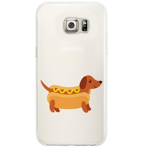 Samsung Galaxy S6 Edge Firm Case HotDog