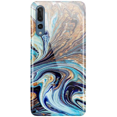 Huawei P20 Pro LUX Mobilskal (Glansig) Timeslip