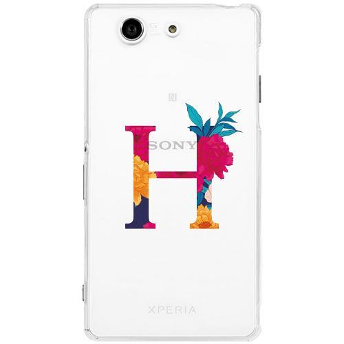 Sony Xperia Z3 Compact Thin Case Bokstaven - H