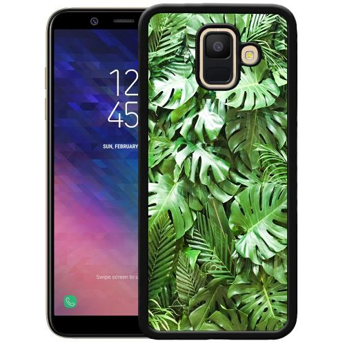 Samsung Galaxy A6 (2018) Mobilskal Green Conditions