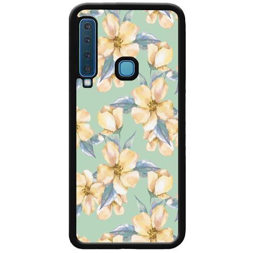 Samsung Galaxy A9 (2018) Mobilskal Waterproof Flowers