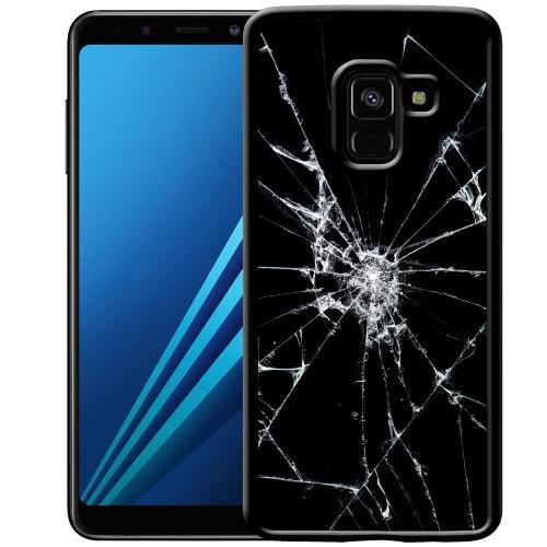 Samsung Galaxy A8 (2018) Mobilskal Crushed Hope