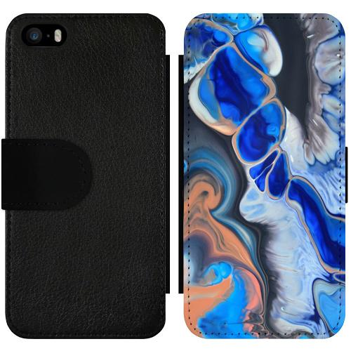 Apple iPhone 5 / 5s / SE Wallet Slimcase Pure Bliss