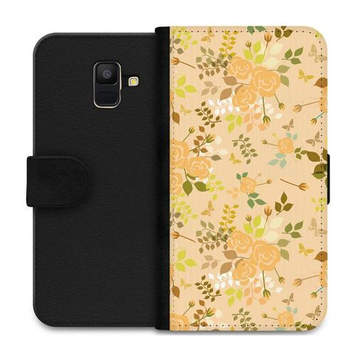 Samsung Galaxy A6 (2018) Plånboksfodral Flowery Tapestry