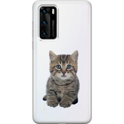 Huawei P40 Thin Case Katt