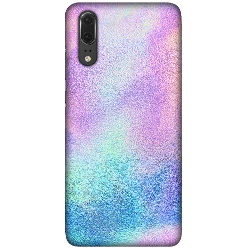 Huawei P20 LUX Mobilskal (Matt) Frosted Lavender