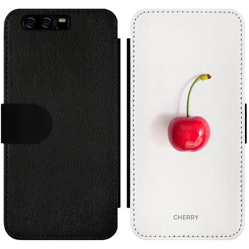 Huawei P10 Wallet Slimcase Cherry
