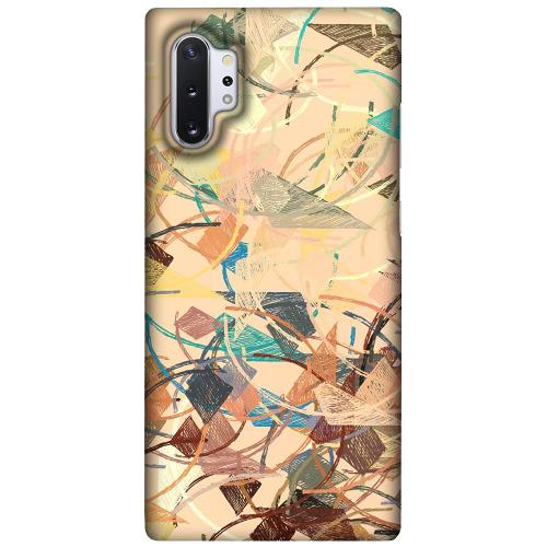 Samsung Galaxy Note 10 Plus LUX Mobilskal (Matt) Colourful Expectations