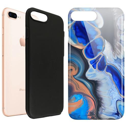 Apple iPhone 8 Plus LUX Duo Case Pure Bliss