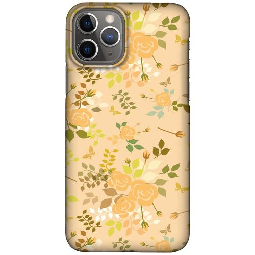 Apple iPhone 11 Pro LUX Mobilskal (Matt) Flowery Tapestry