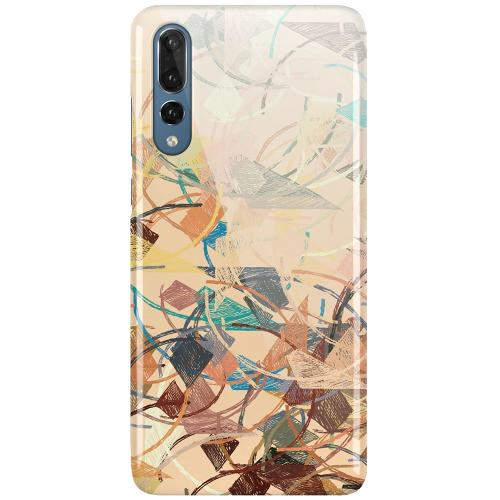 Huawei P20 Pro LUX Mobilskal (Glansig) Colourful Expectations