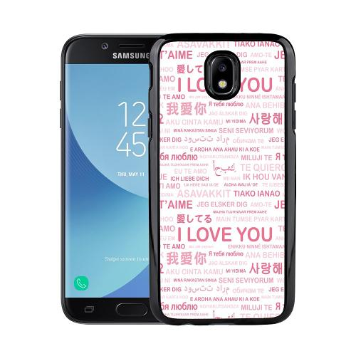 Samsung Galaxy J3 (2017) Mobilskal International Love