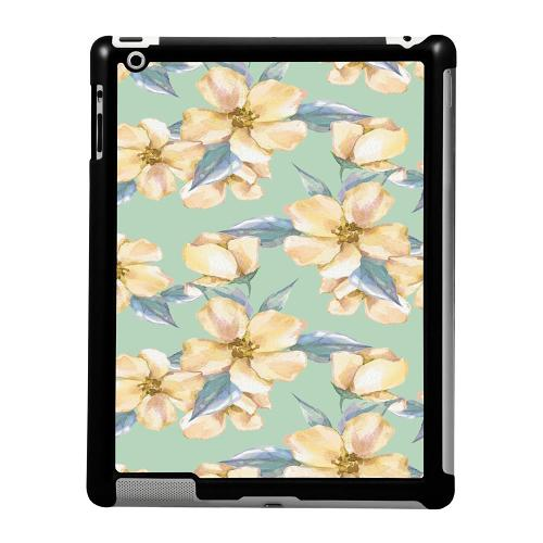 Apple iPad 2/3/4 Skal Waterproof Flowers