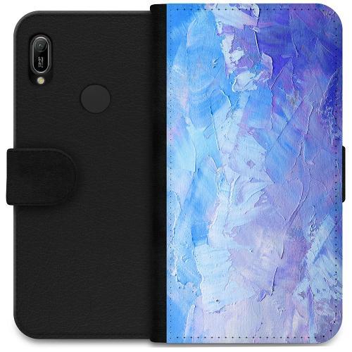 Huawei Y6 (2019) Plånboksfodral Pristine Pastel Strokes