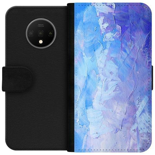 OnePlus 7T Plånboksfodral Pristine Pastel Strokes