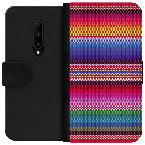 OnePlus 7T Pro Plånboksfodral Vivid Tapestry