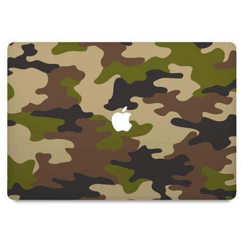 "MacBook Pro Retina 15"" (Touch Bar) Skin Woodland Camo"