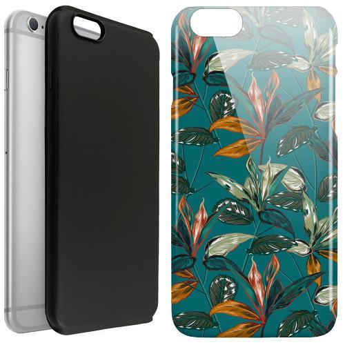 Apple iPhone 6 Plus / 6s Plus LUX Duo Case Unknown Spaces