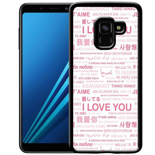Samsung Galaxy A8 (2018) Mobilskal International Love
