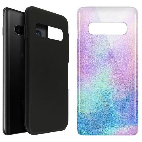 Samsung Galaxy S10 Plus LUX Duo Case Frosted Lavender