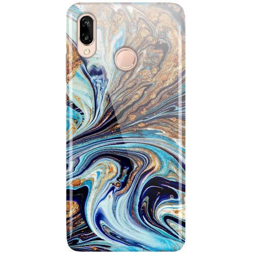 Huawei P20 Lite LUX Mobilskal (Glansig) Timeslip