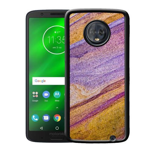 Motorola Moto G6 Plus Mobilskal Sandstorm Horizon