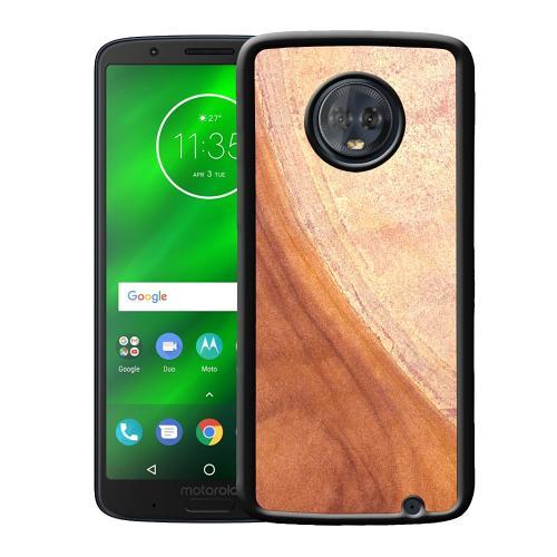 Motorola Moto G6 Plus Mobilskal Microscopic Prospect