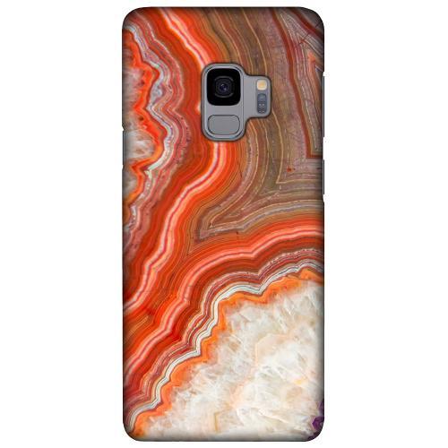 Samsung Galaxy S9 LUX Mobilskal (Matt) Molten Dispersal