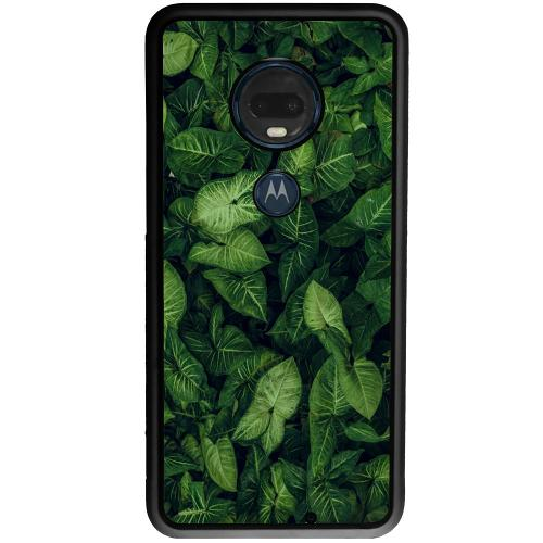 Motorola Moto G7 Plus Mobilskal Green as Grace
