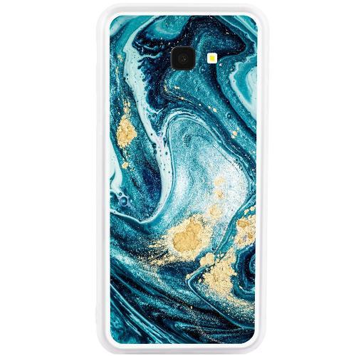Samsung Galaxy J4 Plus (2018) Mobilskal Golden Lavation