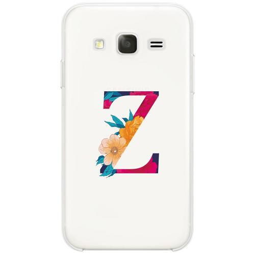 Samsung Galaxy Core Prime Firm Case Bokstaven - Z