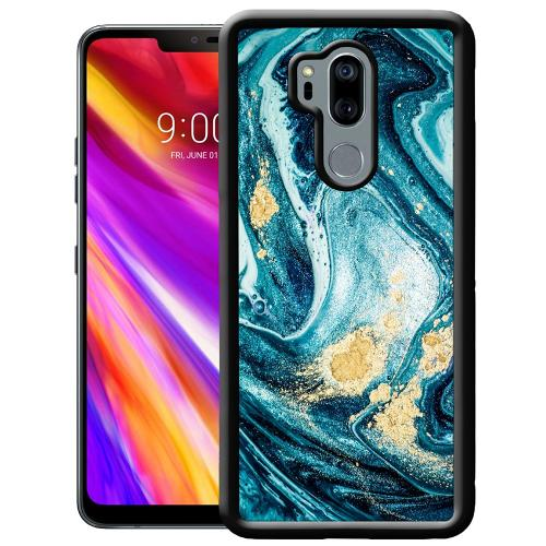LG G7 ThinQ Mobilskal Golden Lavation