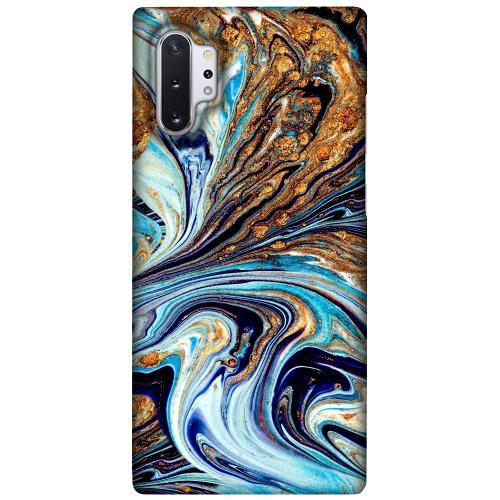 Samsung Galaxy Note 10 Plus LUX Mobilskal (Matt) Timeslip