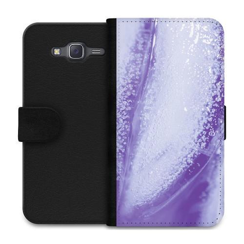 Samsung Galaxy J5 Plånboksfodral Glacial Lavendel