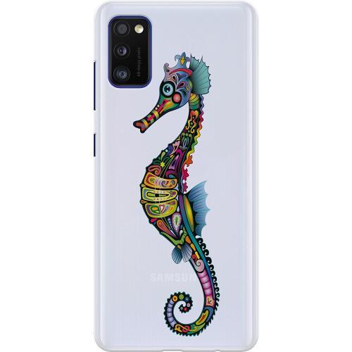 Samsung Galaxy A41 Thin Case Sjöhäst