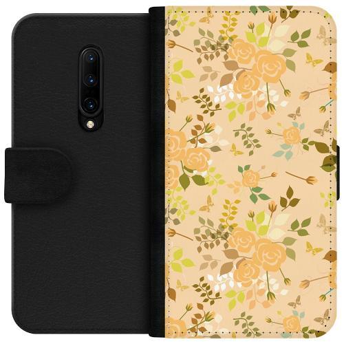 OnePlus 7T Pro Plånboksfodral Flowery Tapestry