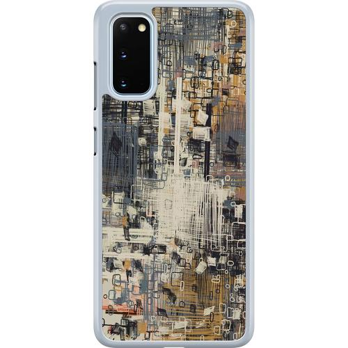 Samsung Galaxy S20 Hard Case (Transparent) Tribute to the Crown