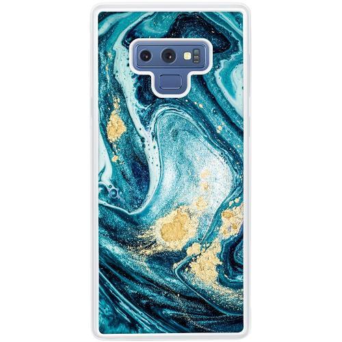 Samsung Galaxy Note 9 Mobilskal Golden Lavation
