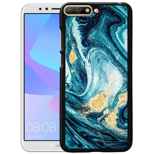 Huawei Y6 (2018) Mobilskal Golden Lavation