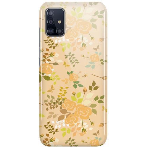 Samsung Galaxy A51 LUX Mobilskal (Glansig) Flowery Tapestry