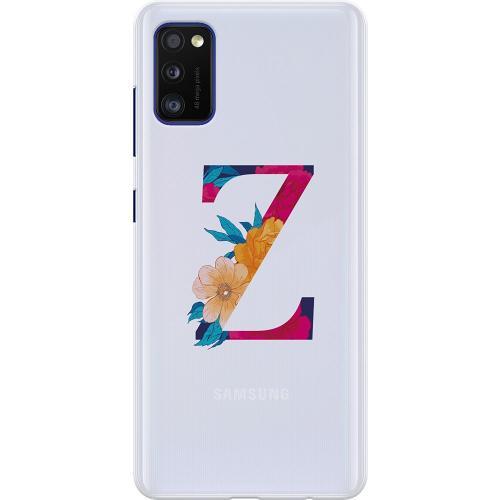 Samsung Galaxy A41 Thin Case Bokstaven - Z