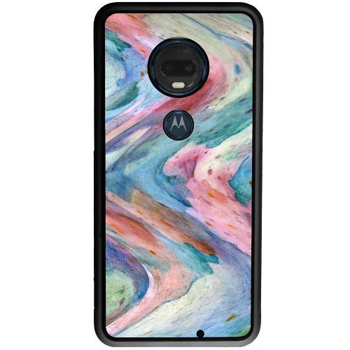 Motorola Moto G7 Plus Mobilskal Warped Existence