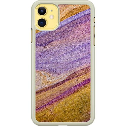 Apple iPhone 11 Hard Case (Transparent) Sandstorm Horizon