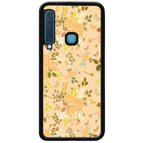 Samsung Galaxy A9 (2018) Mobilskal Flowery Tapestry